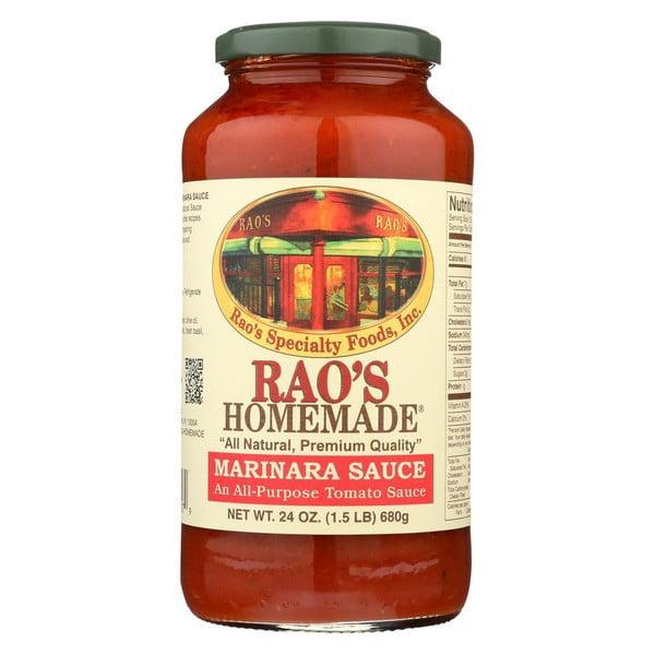 Rao's Specialty Food Homemade Sauce - Marinara - pack of 12 - 24 Oz.