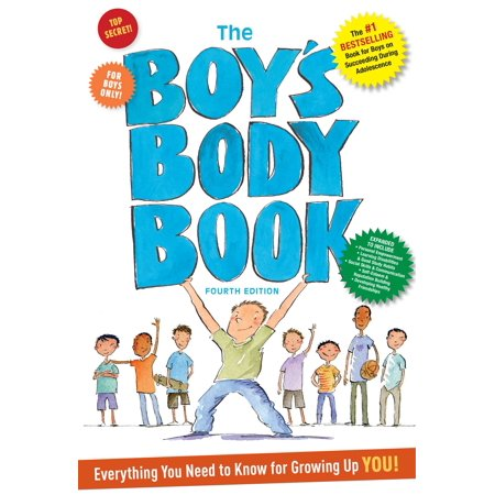 The Boys Body Book: Fourth Edition : Everything You Need to Know for Growing Up YOU! (Halloween Art For 4th Graders)