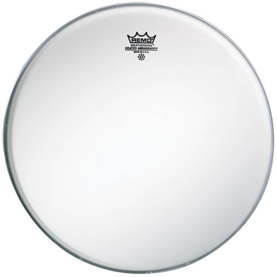 "Remo Coated Ambassador Batter Drumhead, BA010800, 8"""
