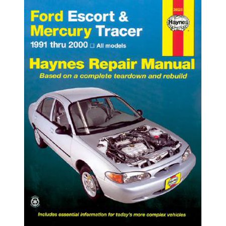 Ford Escort & Mercury Tracer Automotive Repair