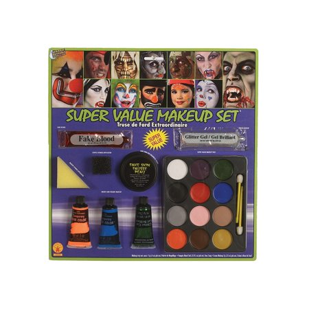 Super Value Make-up Kit](Super Easy Halloween Makeup)