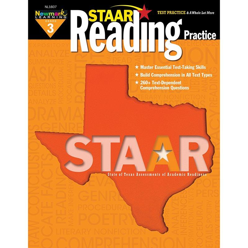 Staar Reading Practice Grade 3