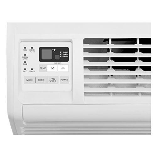 LG 6,000 BTU Window Air Conditioner with Remote, LW6017R