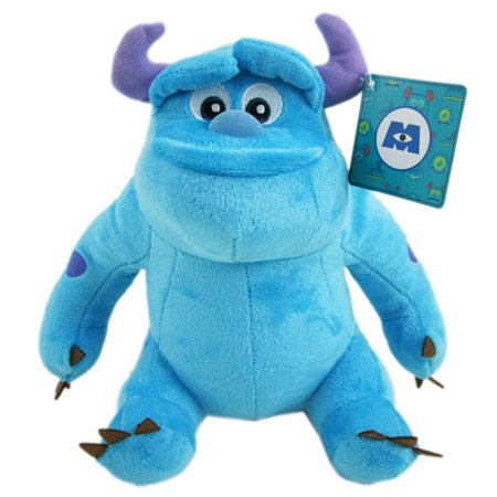 Disney Pixar's Monsters Inc. Sully Medium Size Plush Toy (8in)