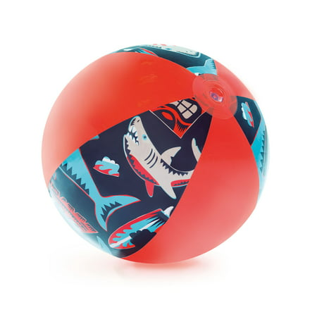 Intex Inflatable Ocean Beach Balls, Design may vary