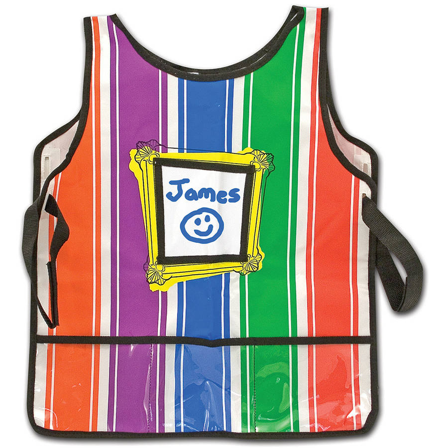 Melissa & Doug Art Essentials Artist Smock One Size Fits All by Generic