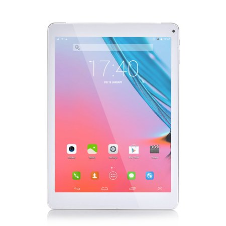 Mini Tablet 9.7 Inch IPS GPS 1.6GHz 9.7 Inch 7-9 hours Tablet Silver TABLET-K971-S