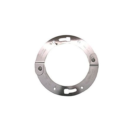 LARSEN SUPPLY CO. INC. 33-3736 Stainless Steel Adjustable Toil Flange Ring