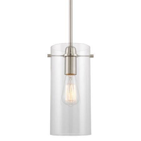 Modern Glass Pendant Light (Kira Home Inara 11