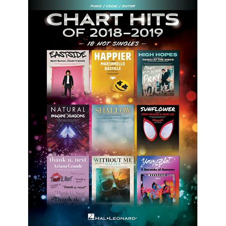 Chart Hits of 2018-2019 : 18 Hot Singles
