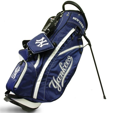 - New York Yankees Fairway Stand Golf Bag - No Size