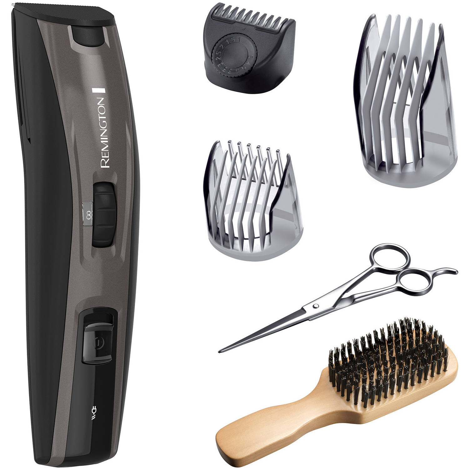 Remington Beard Boss Full Beard Grooming Kit, 6 pc