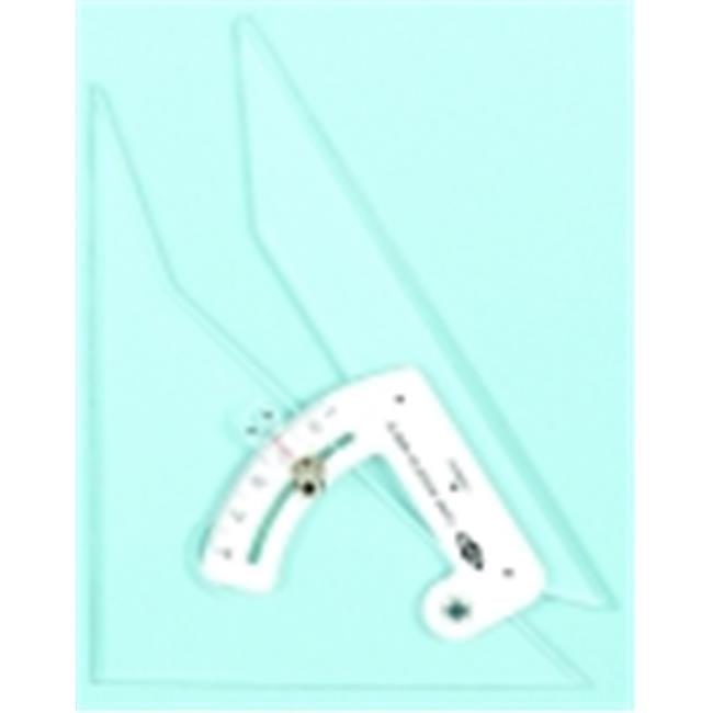 Alvin Professional Grade Adjustable Angle Acrylic Plastic...