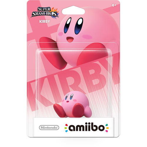 Kirby amiibo (Super Smash Bros Series)