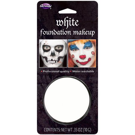 Foundation Makeup (White) - Vampire White Makeup
