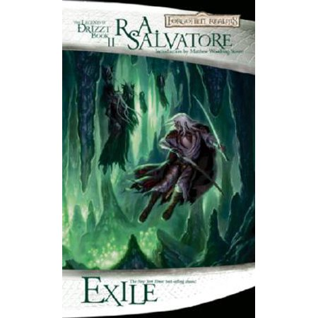 Exile : The Legend of Drizzt, Book II