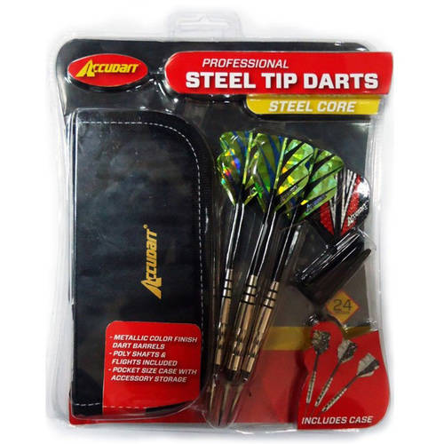 Accudart Professional Steel Tip Darts