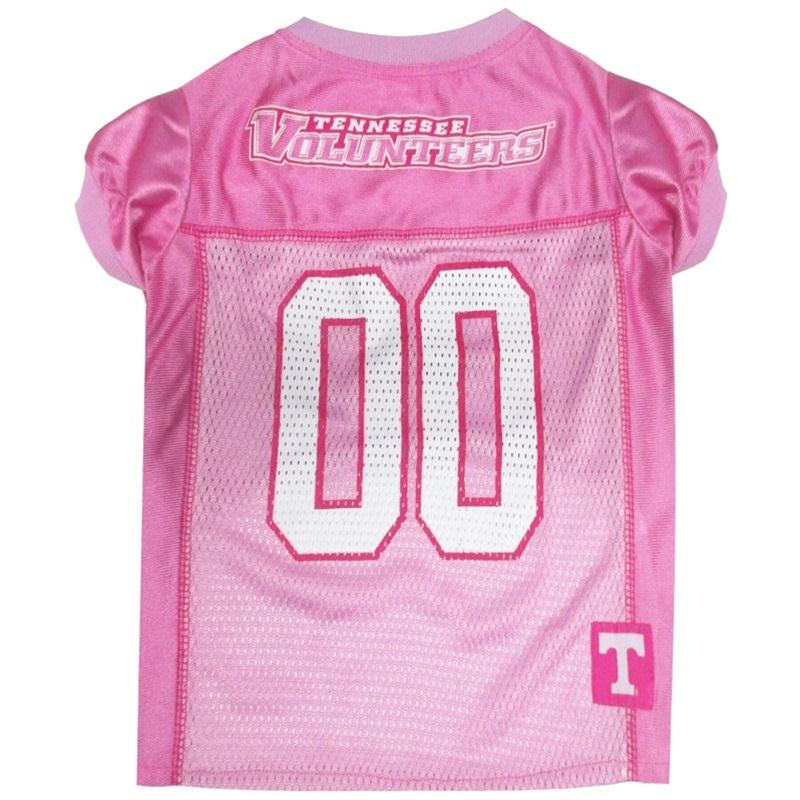 Tennessee Volunteers Pink Dog Jersey