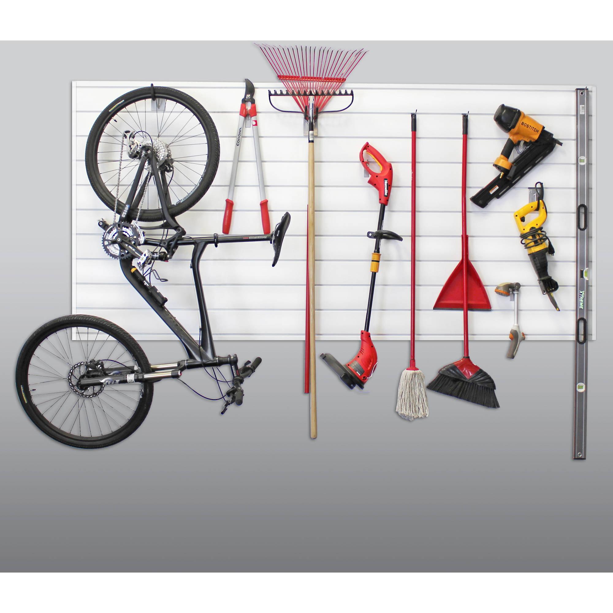 Proslat 10-Piece Starter Hook Kit, Silver