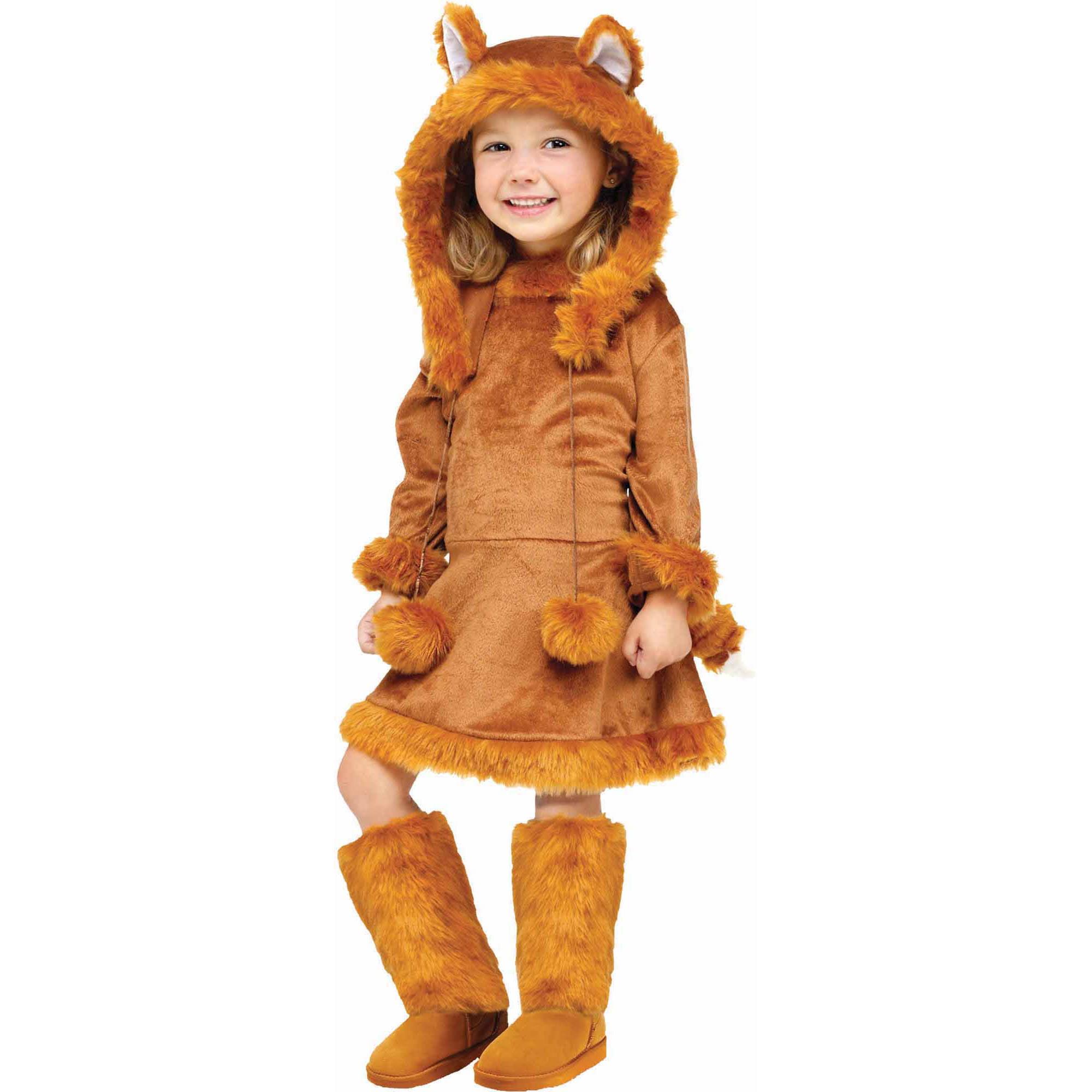 Sweet Fox Child Halloween Costume