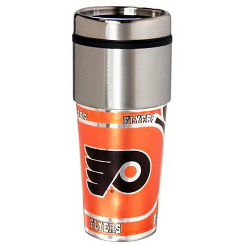 NHL Philadelphia Flyers 16-Ounce Travel Tumbler