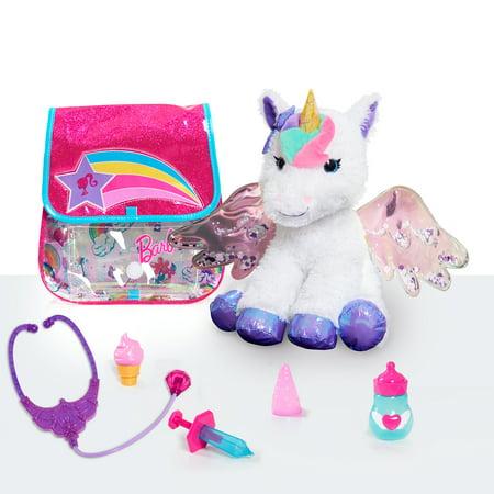 Barbie Unicorn Pet Doctor Set](Babies And Animals)