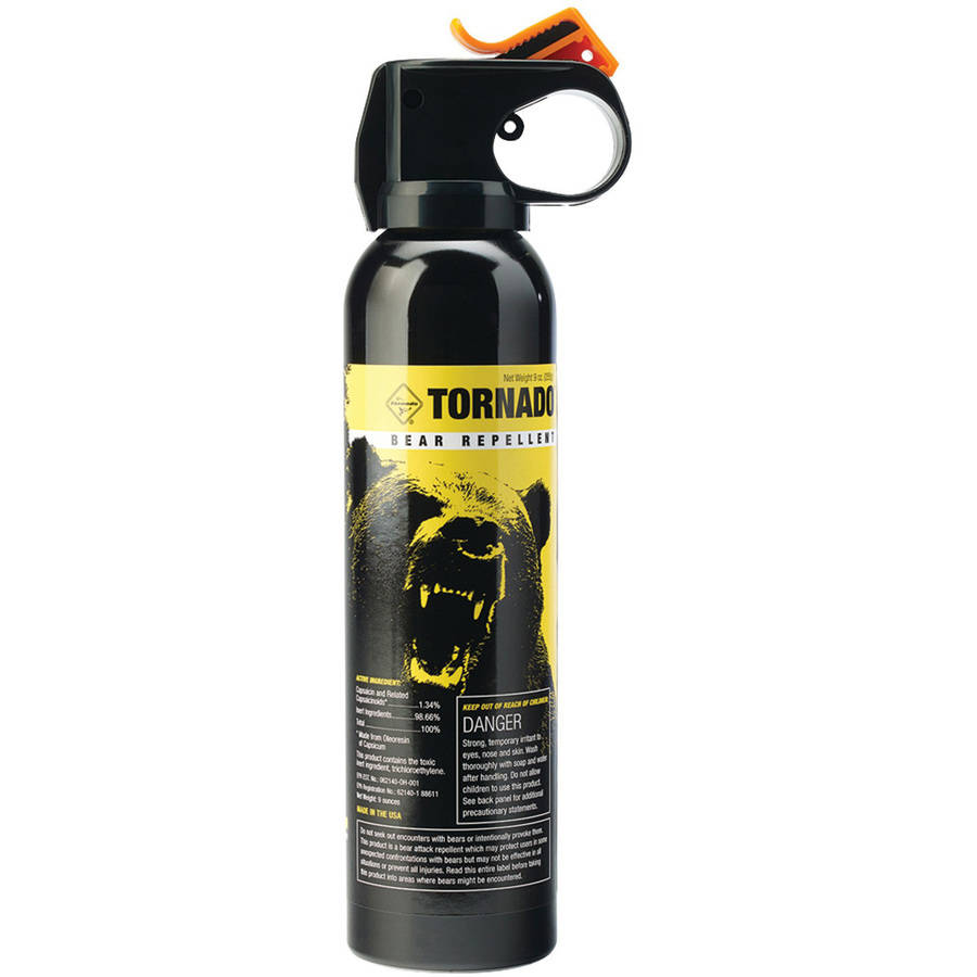 Ruger RB0100 Pepper Spray Bear Spray