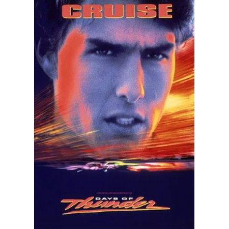 Days Of Thunder (DVD) - Date Of Halloween Day 2017