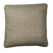 "Homeware 18"" Throw Pillows in Beachwood (Set of 2)"