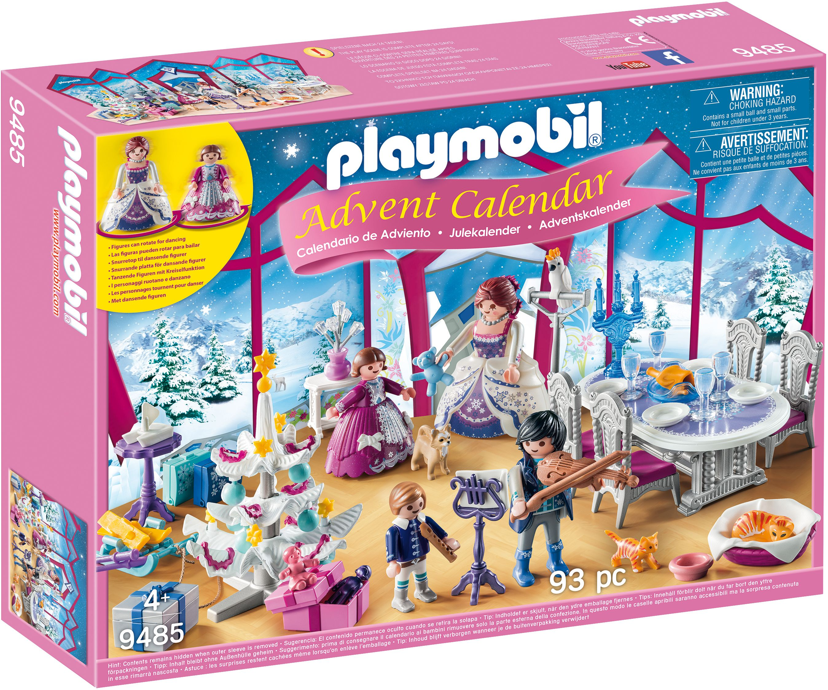 PLAYMOBIL Advent Calendar Christmas Ball ONLY $16.49 (Reg $25)