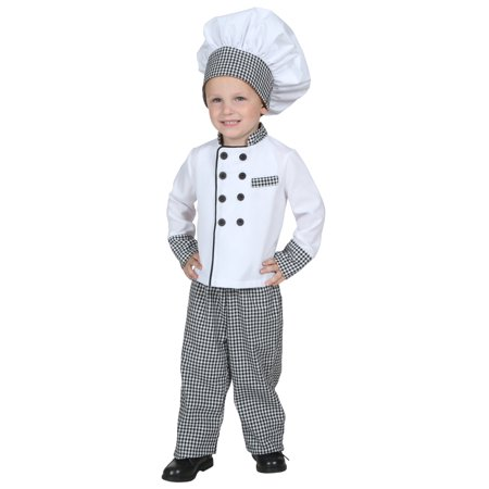 Toddler Chef Costume - Chef And Baby Lobster Costume