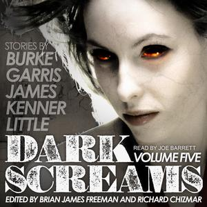 Dark Screams - Audiobook