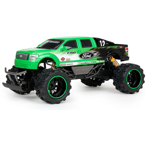 New Bright 1:14 Scale R/C Baja Extreme Ford F150, Green