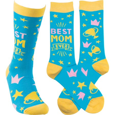 Primitives Socks - Best Mom