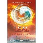 Leal Divergent Trilogy Allegiant (Paperback)