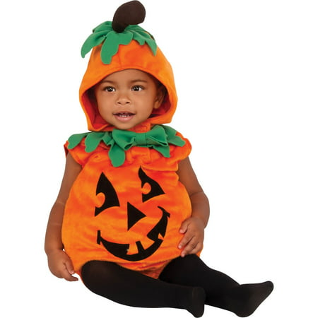 Baby Lil Pumpkin Costume - Baby Halloween Costumes Pumpkin