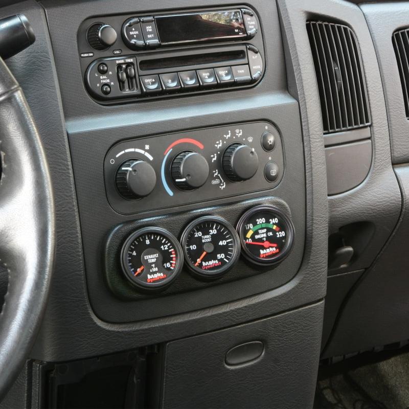 Banks Power 03-05 Dodge Ram 3-Gauge Dash Pod