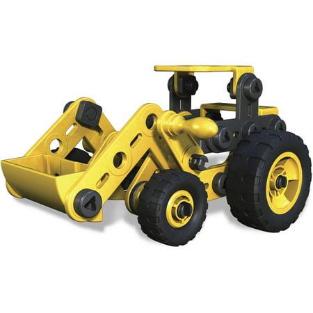 Meccano Erector Junior Truckin Tractor  4 Model Set