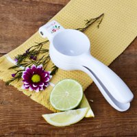 The Pioneer Woman Garden Party Handheld Cast Citrus Press Juicer with Filter