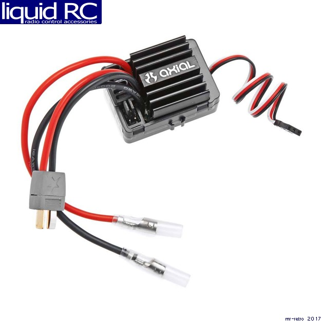 Axial Racing AX31144 Axial AE-5 Waterproof ESC w/Reverse & Drag Brake