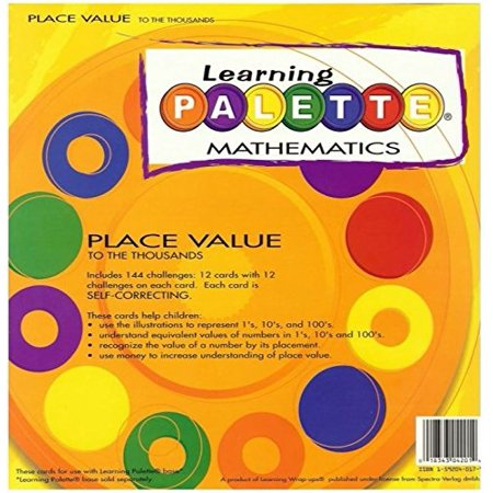 - 2nd Grade Math Place Value Learning Palette