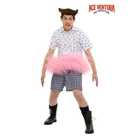 Ace Ventura Tutu Costume](Ace Venture Costume)