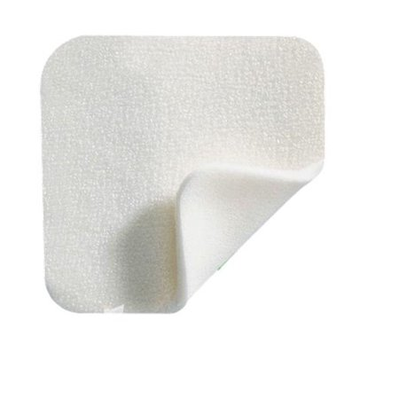 Mepilex soft silicone absorbent foam dressing 4