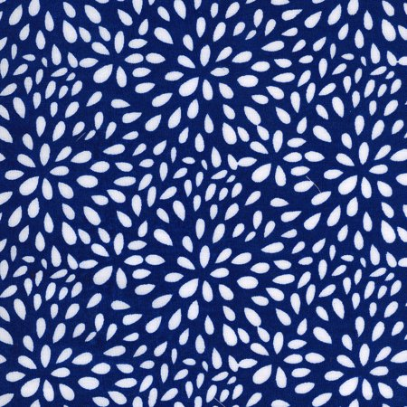 - Shason Textile Soft Poly Cotton Geometric Print Fabric For Various Projects, 3 yds, Multiple Colors