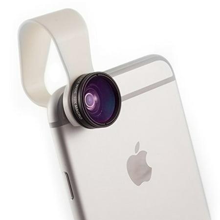 Pocket Lens Lens 2-in-1 Original For Smart Phones (Personal Pocket Lens)