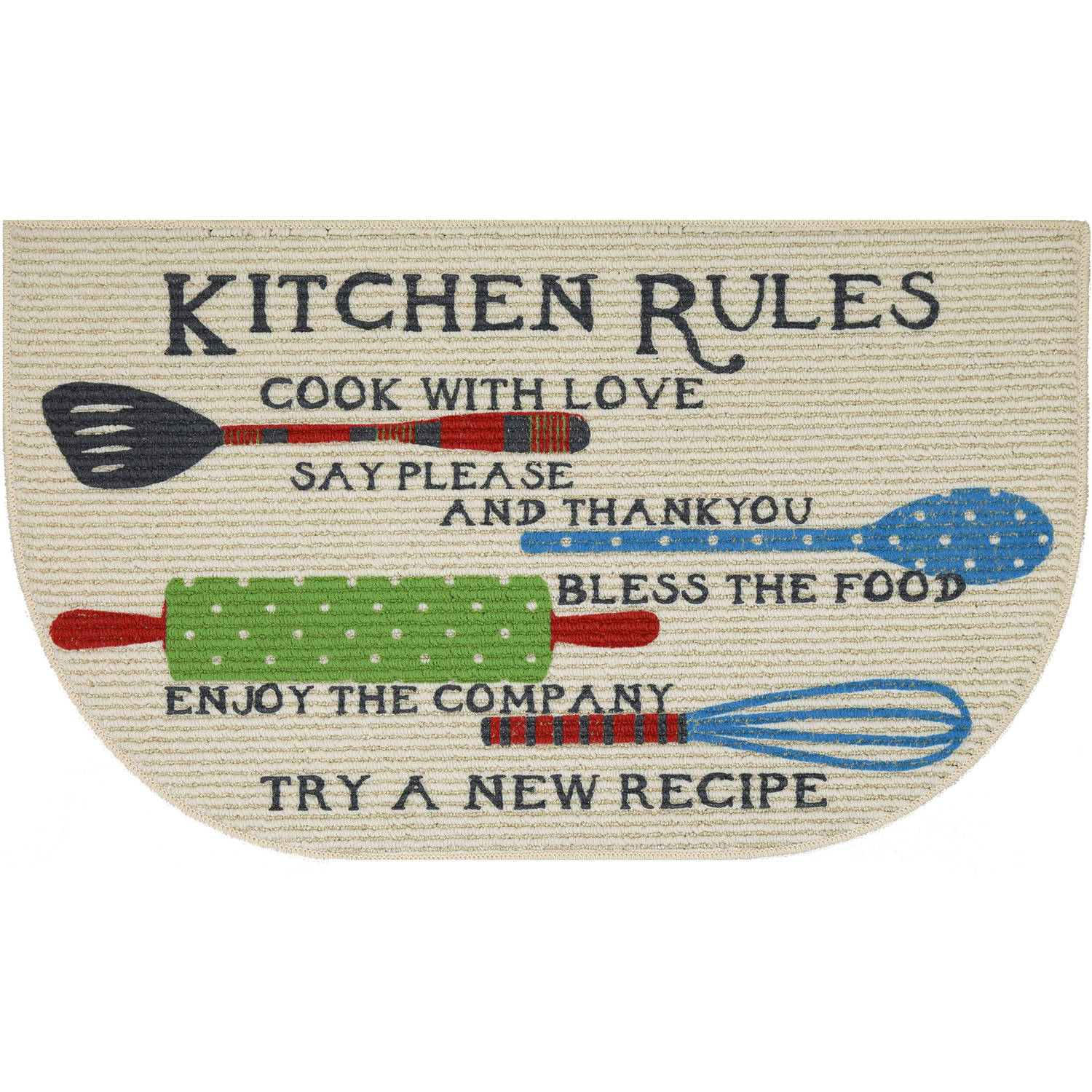 kitchen rugs : rugs - walmart - walmart