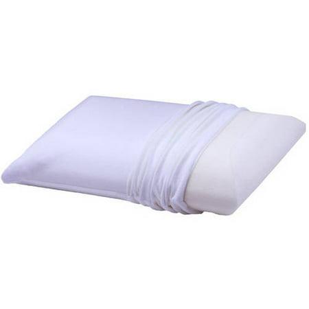 simmons beautyrest memory foam bed pillow walmartcom With beautyrest latex foam bed pillow