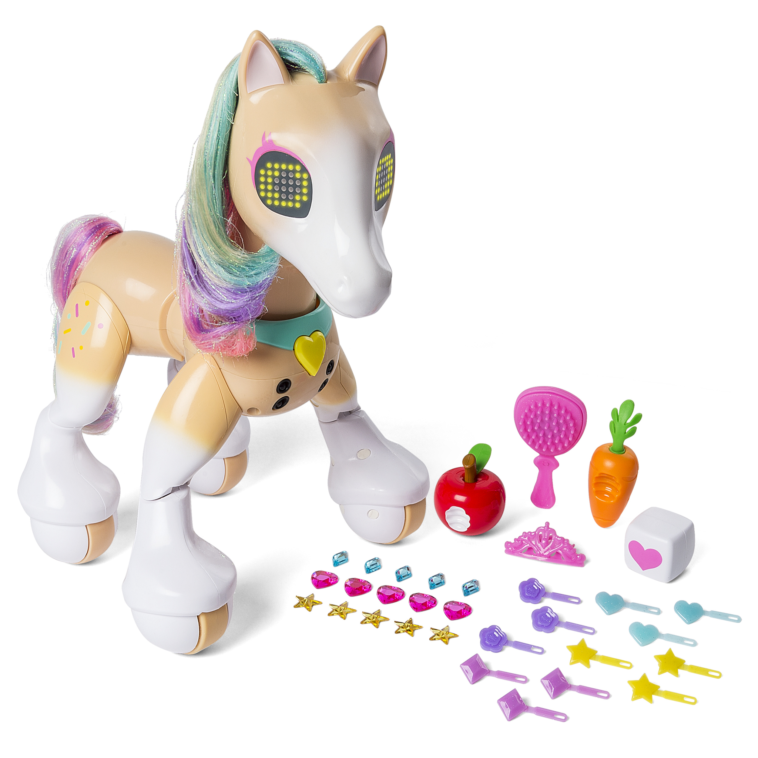 Zoomer – Zoomer Fashion Pony with Sounds and Movement - Walmart Exclusive