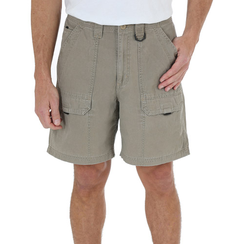 Wrangler Hero - Big Men's Hiker Shorts