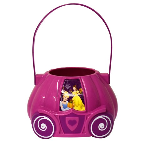 Halloween Princess Figural Plastic Pail - Personalized Halloween Pails